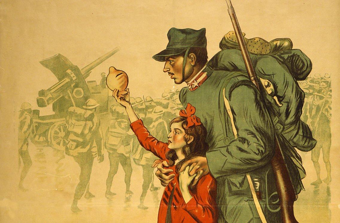 LIBIA, NAZIONALISMO E LE CRISI DELLA SINISTRA
